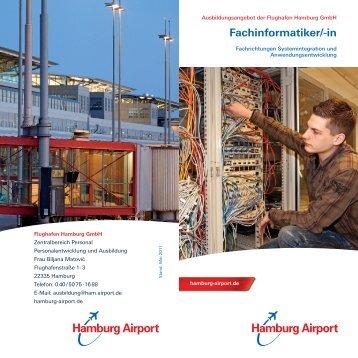 Fachinformatiker/-in Anwendungsentwicklung - Hamburg