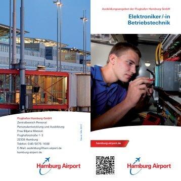 Elektroniker /-in Betriebstechnik - Hamburg
