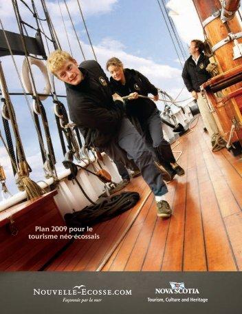 Plan 2009 pour le tourisme néo-écossais - Nova Scotia