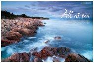 At Sea - Nova Scotia