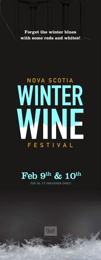 Winter Wine Festival - Nova Scotia