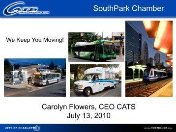 SouthPark Chamber - Charlotte Chamber of Commerce