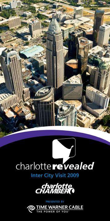 Inter City Visit 2009 - Charlotte Chamber of Commerce