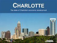 Page 1 »TE I I__ R _ _ _ le state of Charlottefs econcmmic ...