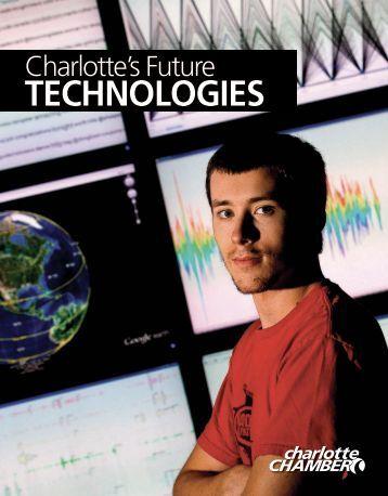 Charlotte's Future Technologies - Charlotte Chamber of Commerce