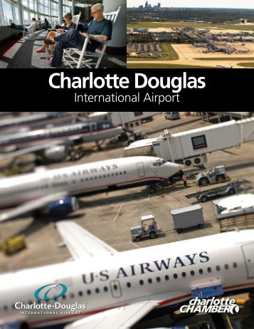 Airport Overview - Charlotte Chamber of Commerce