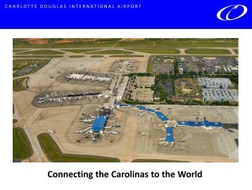 US Airways - Charlotte Chamber of Commerce