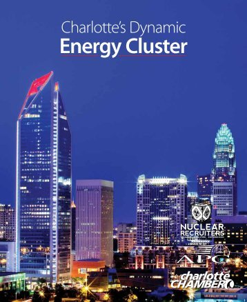 Energy Cluster - Charlotte Chamber of Commerce