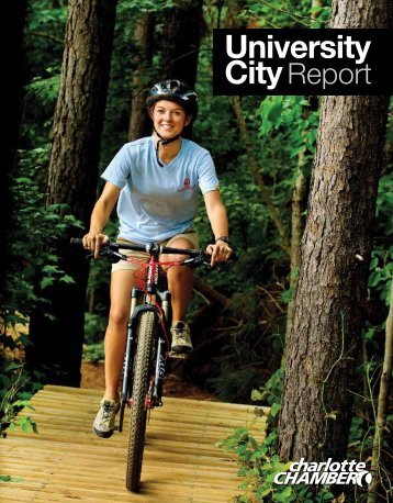 University City Report (PDF) - Charlotte Chamber of Commerce