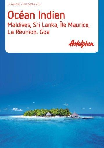 HOTELPLAN - Océan Indien - 2011/2012