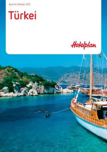 Türkei - Hotelplan
