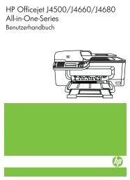 Benutzerhandbuch - Hewlett Packard