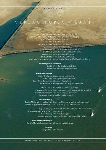 messekatalog 2012 - Turia + Kant