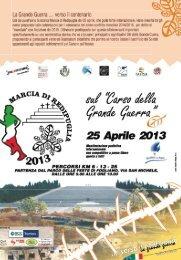 marcia 25 aprM1 - Turismo Friuli Venezia Giulia