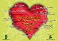 san valentino ...un corno! a - Turismo Friuli Venezia Giulia