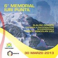 programma - Turismo Friuli Venezia Giulia
