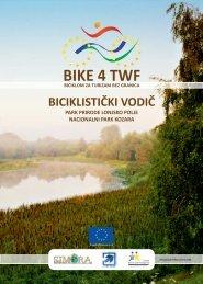 biciklisticki vodic - Turistička zajednica Sisačko-moslavačke županije