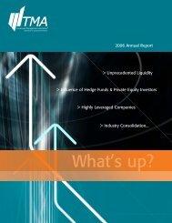 What's up? - Turnaround Management Association