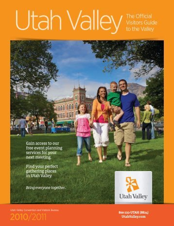 The Official Visitors Guide to the Valley