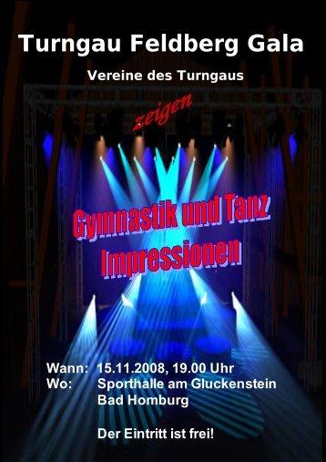 Turngau Feldberg Gala