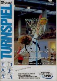 01/2008 - Bayerischer Turnspiel- Verband