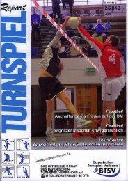 02/2010 - Bayerischer Turnspiel- Verband
