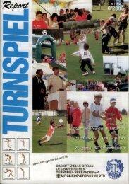 08/2006 - Bayerischer Turnspiel- Verband