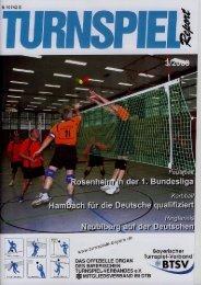 03/2008 - Bayerischer Turnspiel- Verband