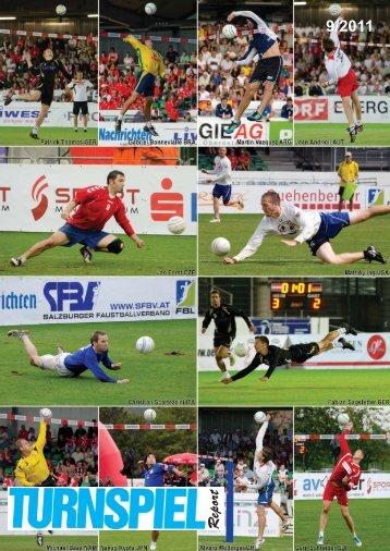 09/2011 - Bayerischer Turnspiel- Verband