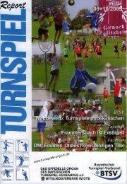 09-10/2009 - Bayerischer Turnspiel- Verband
