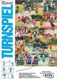 08/2009 - Bayerischer Turnspiel- Verband
