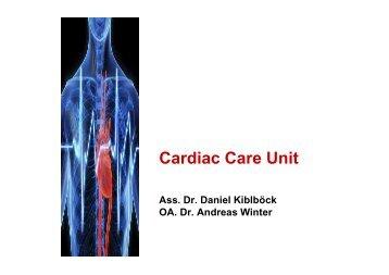 Cardiac Care Unit - TurnusDoc