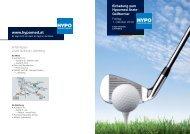 Golfturnier - TurnusDoc