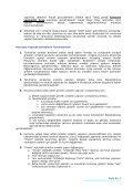 TURQUALITY® Otomasyon Sistemi Dikkat Edilecek Hususlar - Page 3