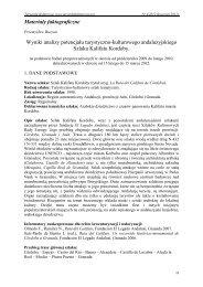 Buryan Przemysław Szlak Kalifatu Kordoby - Turystyka Kulturowa