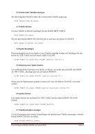 Übersicht der wichtigsten MySQL-Befehle - Page 2