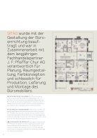Pfeiffer Chur Referenzbericht Gemeindeverwaltung Vaz/Obervaz Lenzerheide - Seite 6