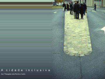 A Cidade Inclusiva