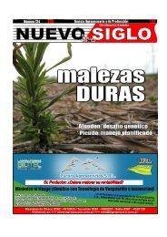 Revista Agropecuaria Nuevo Siglo 124