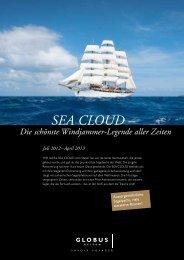 SEA CLOUD – - Globus Reisen