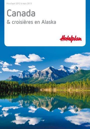 Canada - Hotelplan