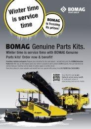 Milling Machines - Bomag