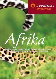 Südafrika, Lesotho, Swaziland, Namibia, Botswana ... - Hotelplan