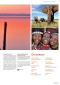 Südafrika, Lesotho, Swaziland, Namibia, Botswana ... - Hotelplan - Page 7