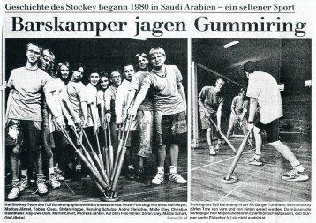 Zeitungsbericht (312KB) - TuS Barskamp
