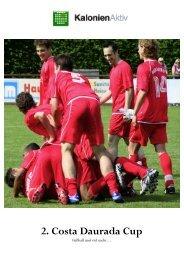 2. Costa Daurada Cup - TuS Fortuna Saarburg