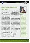 Stadionzeitung der TuS Haltern Fußballabteilung - TuS Haltern am ... - Seite 3