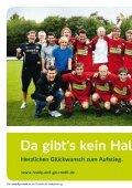 Stadionzeitung der TuS Haltern Fußballabteilung - TuS Haltern am ... - Seite 4