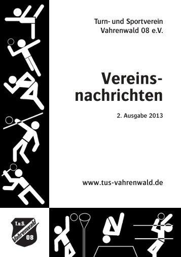 FitKids - beim TuS Vahrenwald 08