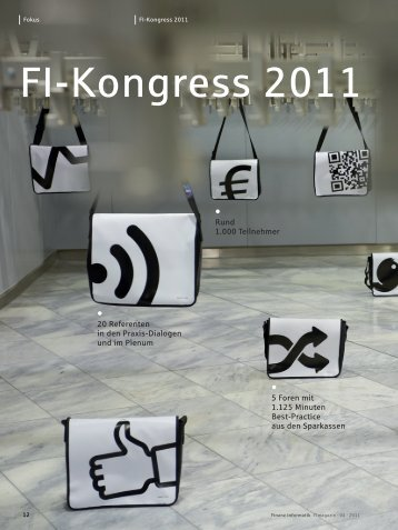Fi-Kongress 2011 - Finanz Informatik